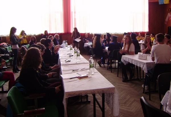 Комісія виголошує результати конкурса