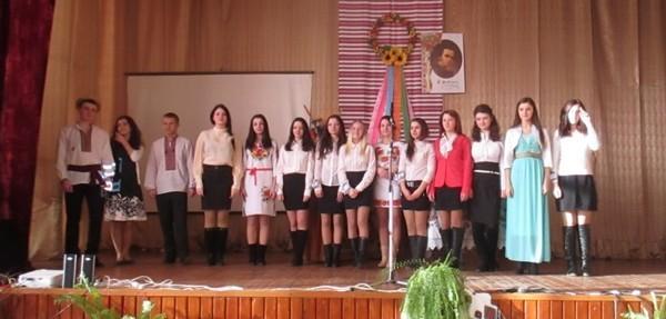 Фотографія учасників виховного заходу