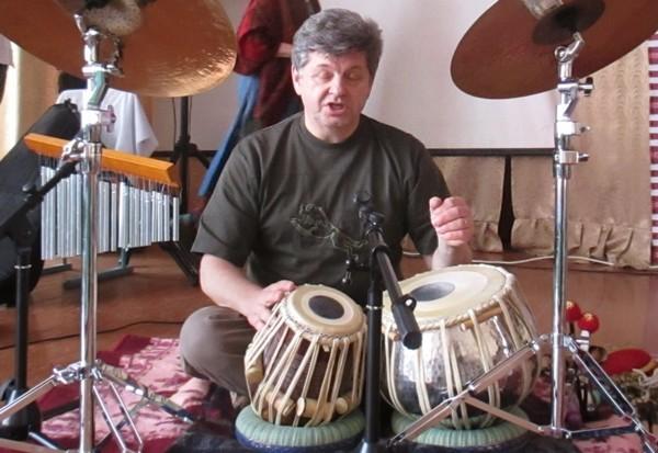 Чарівна музика індійського табла