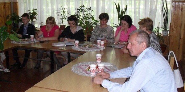 Засідання класних керівників училища