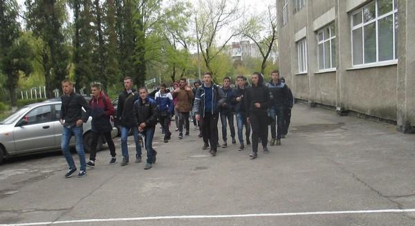 Евакуація учнів пройшла успішно