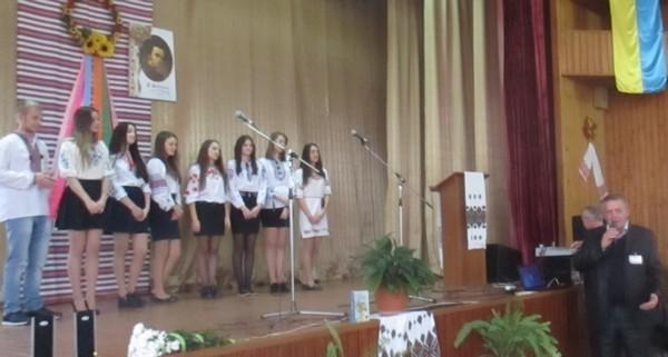 Директо Гнип Василь Дмитрович дякує учасника заходу за цікаву розповіть