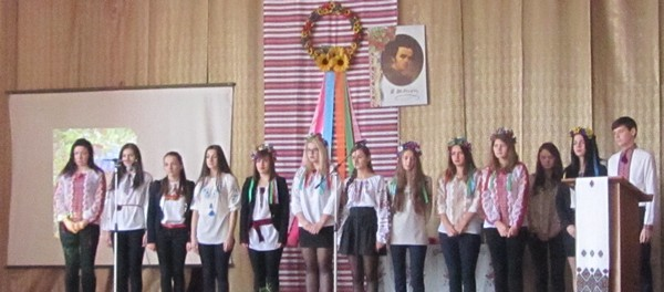 Учасники виховного заходу.
