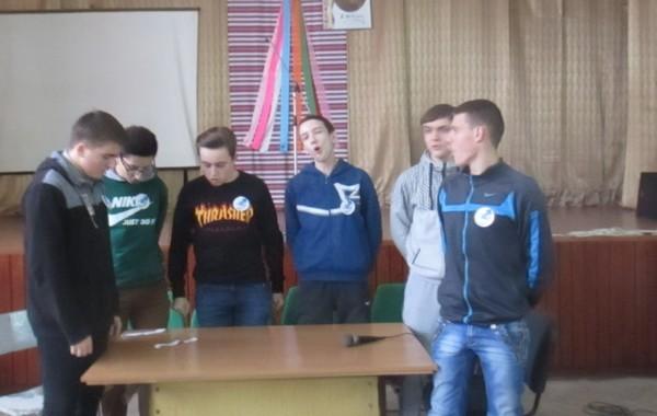 Візитка та девіз команди МВТ - 11